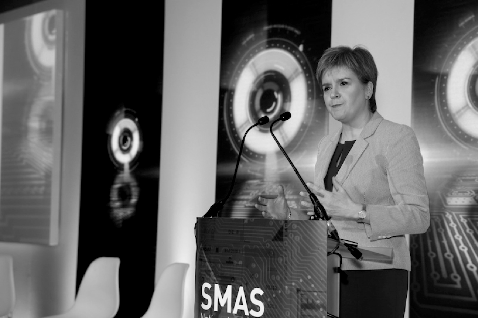 Scottish Manufacturing Advisory Service 2018 (SMAS)